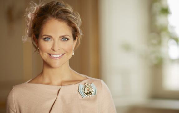 أميرة السويد مادلين تشترك في تأليف كتاب للأطفال