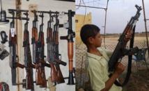انتشار السلاح في سورية ...وقتلى وخسائر في افراح السوريين