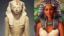 """"""" ملكات مصر الأسطوريات"""" فى معرض بالعاصمة الأمريكية واشنطن"""