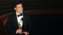 قناة صينية تحرف كلمة رامي مالك التي أشار فيها للمثليين جنسيا