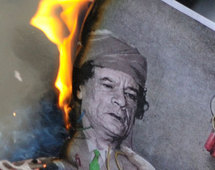 ماليون مستعدون لاستضافة القذافي المتواري عن الانظار