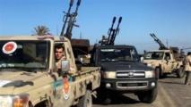 حكومة الوفاق الليبية تسيطرعلى جسر الزهراء جنوب طرابلس