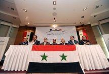 """المعارضة السورية تعلن عن تأسيس """"المجلس الوطني السوري"""""""