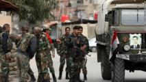 الجيش السوري اوقف معاركه بإدلب وحماة واللاذقية ماالسبب؟