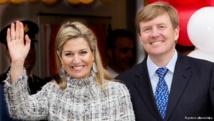 ملك هولندا وزوجته يصلان شمالي ألمانيا في زيارة تستمر ثلاثة أيام