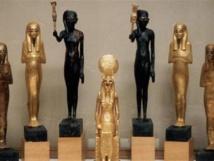 المتحف المصري الكبير يستقبل 181 قطعة أثرية وسط إجراءات أمنية
