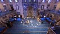 """جامع """"صوقوللو محمد باشا""""، شيّده المعمار العثماني الشهير سنان عام 1571."""