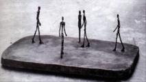 الشرطة تصادر تماثيل مقلدة لجياكوميتي من معرض بجزيرة صقلية