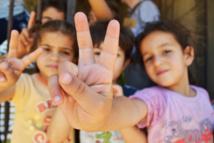 منظمات : 5 آلاف طفل سوري يواجهون خطر التشريد في لبنان
