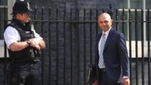 استهجان لستبعاد وزير الداخلية البريطاني عن المأدبة الملكية لترامب
