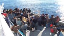 اليونان : اعتراض قارب يحمل 77 مهاجرا غير شرعي