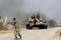 المعارضة السورية: مقتل 50 من قوات النظام في معارك حماة