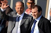 عون يطالب الأمم المتحدة بمساعدة النازحين السوريين داخل بلادهم
