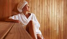 دراسة: الساونا مفيدة مثل ممارسة الرياضة