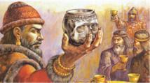 نقفور امبراطور بيزنطي هزمه العباسيون مرتين وقتله البلغار في كمين