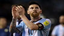 واقعة طرد تاريخية لميسي أمام منتخب تشيلي