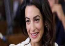 أمل كلوني تنضم للفريق القانوني المدافع عن الصحفية  ماريا ريسا