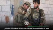 المعارضة تستعيد مواقع وتوقع خسائر بالنظام في ريفي ادلب وحماة