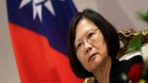 رئيسة تايوان تساي إنج-ون
