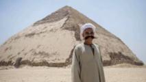 بالصور: مصر تفتح الهرم المنحني أمام الزائرين لأول مرة منذ أكثر من 50 عاما
