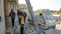 مقتل وإصابة مدنيين بينهم أطفال في غارات جوية على إدلب