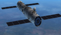 مختبر فضاء صيني يتجه للدخول في الغلاف الجوي بعد اكتمال مهمته