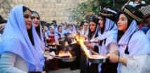 """عيد """"أربعينية الصيف"""" الذي يحتفل به الإيزديون؟"""