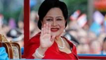 القصر الملكي في تايلاند يعلن خروج الملكة الام سيريكيت من المستشفى