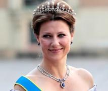 الأميرة النرويجية  لويز