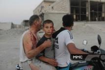 منسقو استجابة سوريا يطالبون بالتحقيق بمجزرة الطيران الروسي قرب حاس