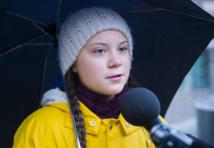 الناشطة السويدية تونبرج