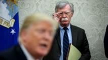 ترامب : بولتون طلب الرحيل بعد خطأ بشأن كوريا الشمالية