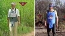 الأمير هاري يسلك طريق والدته في مواقع إزالة الألغام في أنجولا