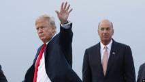 ترامب والسفير الممنوع من الشهادة