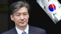 وزير العدل الكوري الجنوب
