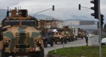 اوربا تدين العملية العسكرية وروسيا وتركيا تنسقان بشأن شرق الفرات