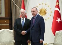 """النص الكامل للبيان التركي- الأمريكي المشترك بشأن """"نبع السلام"""""""