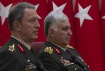 الجنرال خلوصي اكار وزير الدفاع