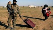استجواب إدارة ترامب حول الخطر الناجم عن هروب مقاتلي داعش