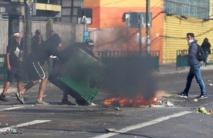 فرض حظر التجول مجددا وسط استمرار الاحتجاجات العنيفة في تشيلي