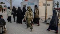 """مخيم الهول """" بقايا إمارة داعش"""" في شرق سورية"""