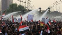 تواصل المظاهرات العراقية وانتشار كثيف للقوات في الشوارع