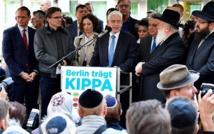 رئيس المجلس المركزي لليهود بألمانيا يحذر من التشدد والعنصرية