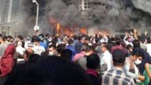 اضطرابات إيران تزيد الضغط على حلفائها ووكلائها في العراق ولبنان
