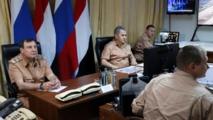 مكتب المصالحة الروسي في سورياتلقى نسخة من التحذير
