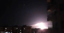 غارات إسرائيلية على قواعد فيلق القدس الايراني داخل سورية