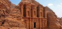 مدينة البتراء الأردنية تحتفل بالزائر رقم مليون