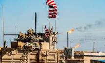 ترامب:النفط السوري تحت سيطرتنا ونستطيع التصرف به كما نشاء