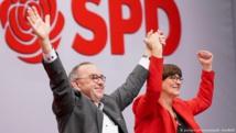 تراجع شعبية الاشتراكيين في ألمانيا رغم انتخابهم قيادة جديدة