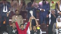البحرين بطلًا لكأس الخليج للمرة الأولى